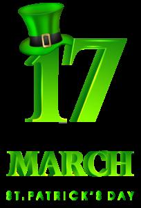 17_march_st_patricks_day_transparent_png_clip_art_image